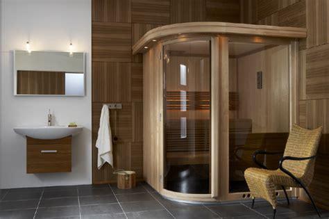 sauna installer un sauna dans sa salle de bain infos conseils