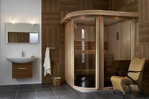 Sauna Les Bains Lille : sauna installer un sauna dans sa salle de bain infos ~ Dailycaller-alerts.com Idées de Décoration
