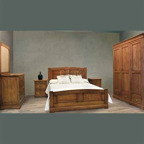 chambre bois massif adulte chambre en bois massif