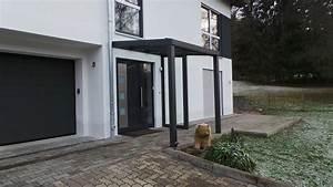 Haustürüberdachung Mit Seitenteil : vordach alu haloring ~ Whattoseeinmadrid.com Haus und Dekorationen