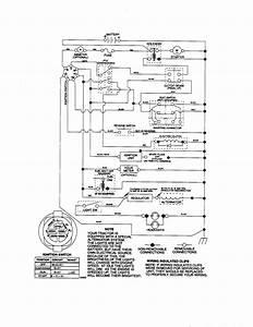 Husqvarna Gt2254 Drive Belt Diagram