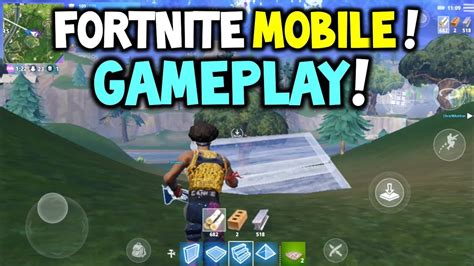 fortnite mobile gameplay easy win codes fortnite
