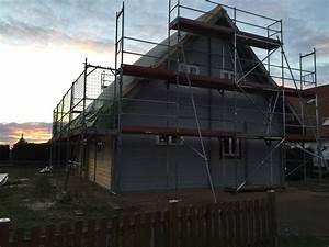 Dachüberstand Verkleiden Material : heutiges tageswerk mollys blockhausprojekt ~ Orissabook.com Haus und Dekorationen