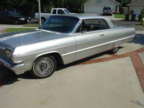 Buy New 1964 Chevy Impala Ss Super Sport Power Windows 57