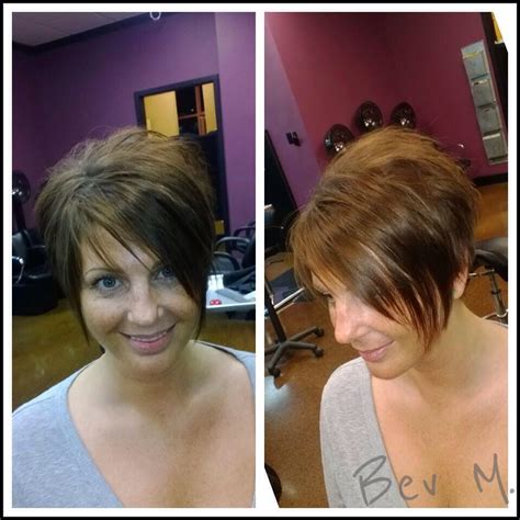 Inverted Pixie Hairstyles by Pixie Inverted Bob Haired Hair