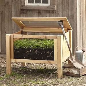 Bac En Bois Pour Jardin : bac composte nourrissez vous de vos d chets verts ~ Melissatoandfro.com Idées de Décoration