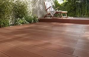 Lame De Terrasse Composite : lame de terrasse composite blooma dixi terrasses ~ Melissatoandfro.com Idées de Décoration