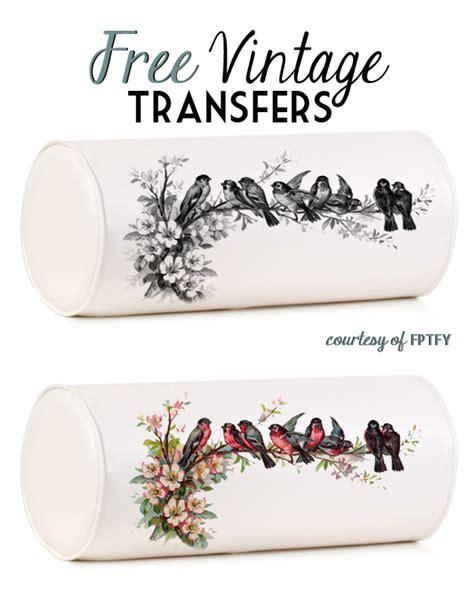 Image Transfer Royalty Free Vintage Image Image Transfers