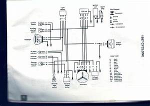 D31 98 Polaris Xc 600 Wiring Diagram