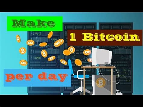 Here are some of the top bitcoin mining softwares, have a look: Make 1 Bitcoin Per Day    Best Mining Software for PC That Work in 2020 💰 - YouTube
