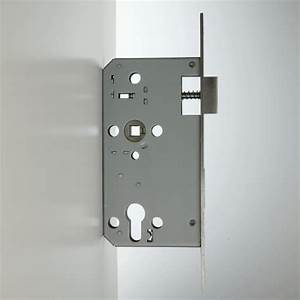 Security Door Lever Handle Kit With Key Mortice Solid