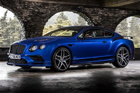 bentley sports car 2017 bentley continental supersports quick review