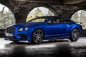 Bentley Continental Supersports : 2017 bentley continental supersports quick review ~ Medecine-chirurgie-esthetiques.com Avis de Voitures