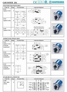 3 Phase Selector Switch Wiring Diagram