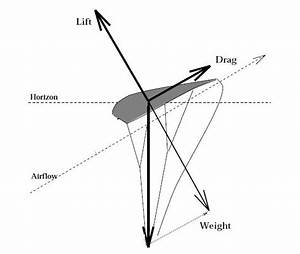 How To Model Flight Of Simple Parachute In 2d