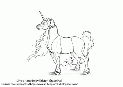 unicorn  drawing coloring home