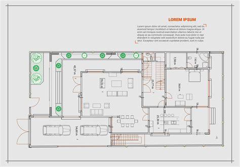 free floor plan free floor plan vector free vector stock