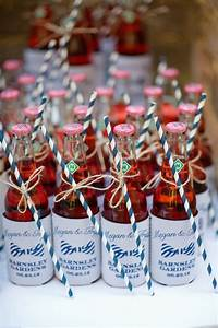 our favorite finds treat bags and paper straws add color With buckeye candy wedding favors