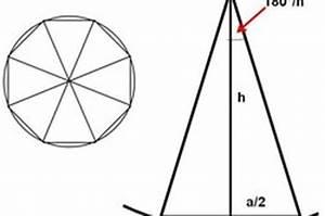 Gleichschenkliges Dreieck Schenkel Berechnen : n eck so berechnen sie den fl cheninhalt eines regelm igen vielecks ~ Themetempest.com Abrechnung