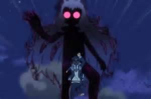 Shadow Demon Anime Girl