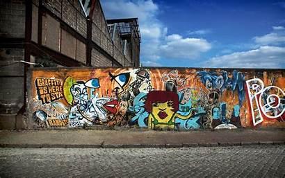 Graffiti Wallpapers Wall Theme Android