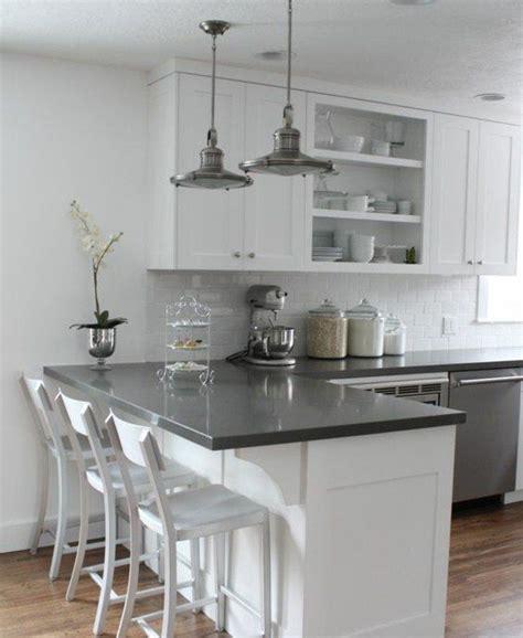 comptoir de cuisine quartz blanc les 25 meilleures idées de la catégorie comptoirs de