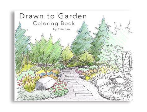 top 20 garden coloring book design flowers garden
