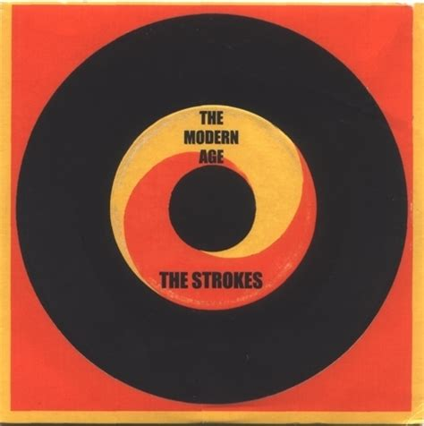 the strokes the modern age lyrics genius lyrics