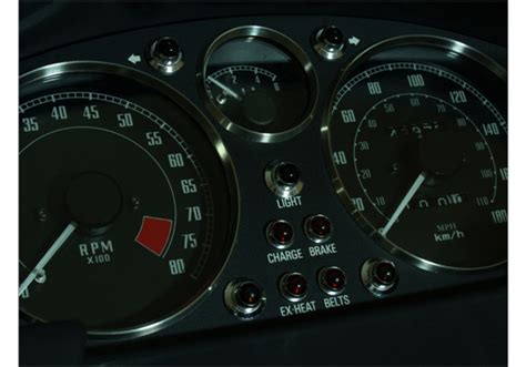 Rs Products Classic Meter Panel Type-1 For Miata