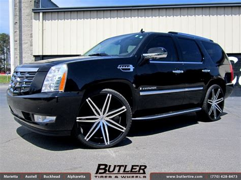 chevrolet silverado with 24in lexani johnson ii wheels 2016 cadillac escalade ext styling review 2017 2018