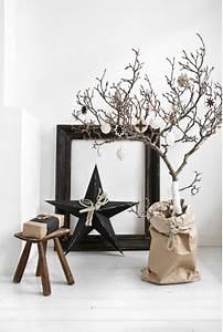 Branches Deco Interieur : decoration de noel avec des branches ~ Teatrodelosmanantiales.com Idées de Décoration