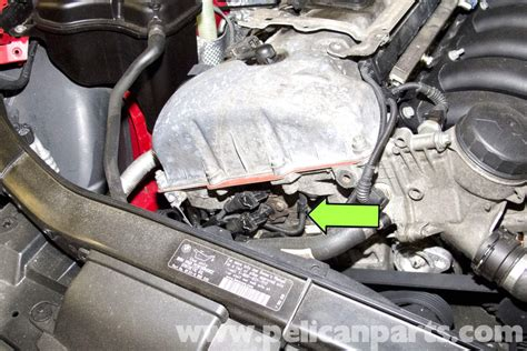 bmw  camshaft sensor testing    pelican parts diy maintenance article