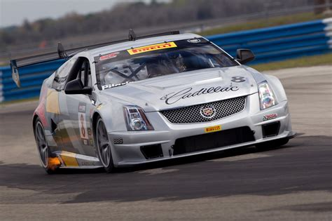 cadillac cts  coupe race car gears    season