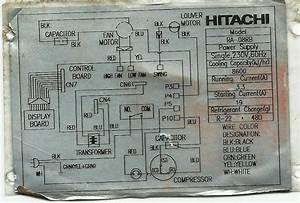 Disconnect Wiring Diagram Central Air Conditioner Breaker