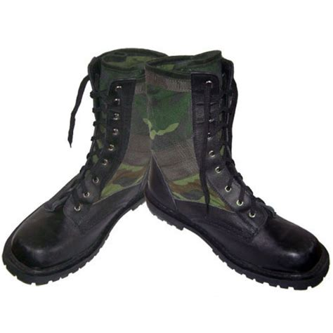 Army Semi Boot russian army flora camo tactical boots