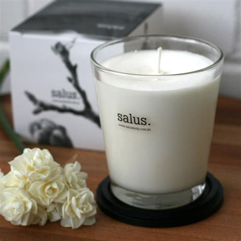 luxury scented soy candles