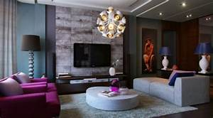 Apply Contemporary Style In The Living Room – Adorable Home
