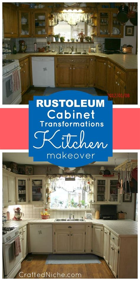 Rustoleum Cabinet Transformations Espresso Glaze by Check Out This Kitchen Makeover Before After With Rust