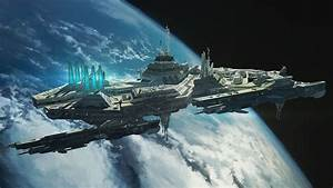 Space Station by FranklinChan.deviantart.com on ...