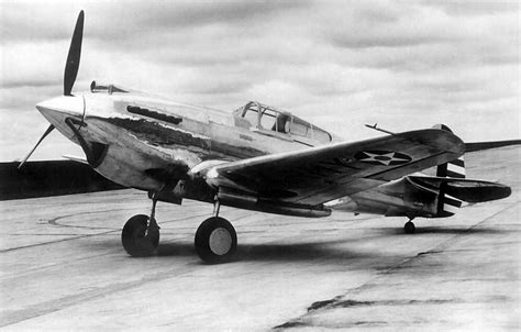 Curtiss-Wright P-40 Warhawk Archives - This Day in Aviation