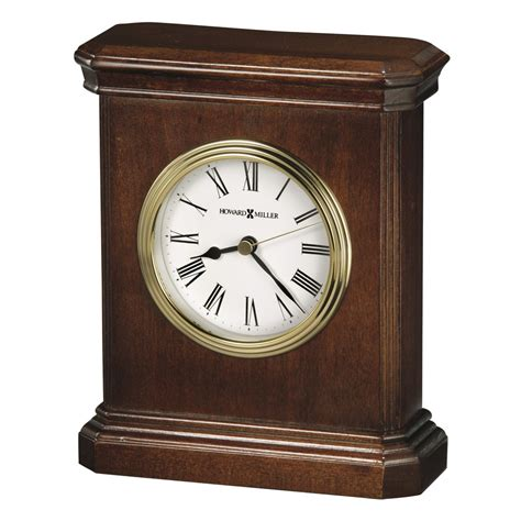 uttermost clock howard miller carriage table clock 645530