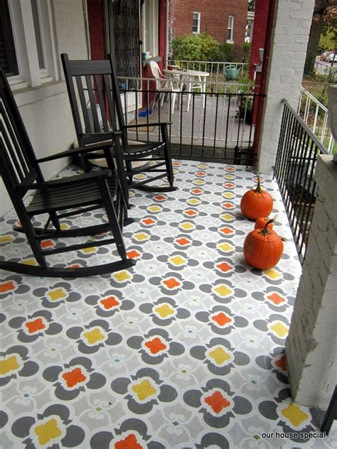 house special painted porch floors porch flooring