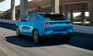 Ford Mustang Mach-E electric SUV prices have been cut by up to $3,000 before arrival