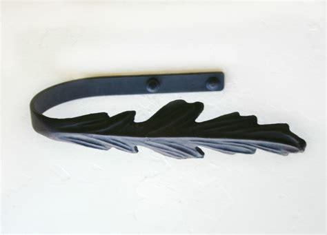 Wrought Iron Drapery Hardware
