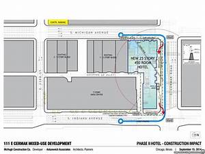 Diagram Of The New Mchugh Hotel  Retail  And Data Center