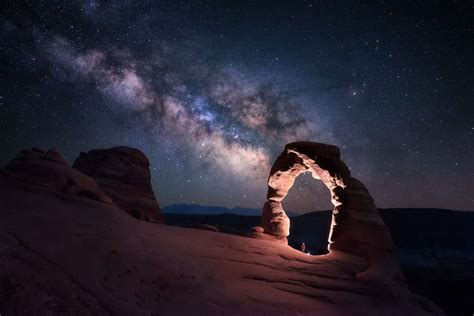 utah stargazing arches national park canyon bryce winter places canyonlands thrillist nation apple