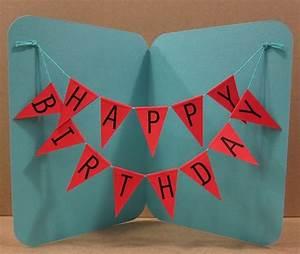 Idée Cadeau Avec Photo Faire Soi Meme : carte d 39 anniversaire faire soi m me cartes d 39 anniversaire originales carte anniversaire ~ Farleysfitness.com Idées de Décoration