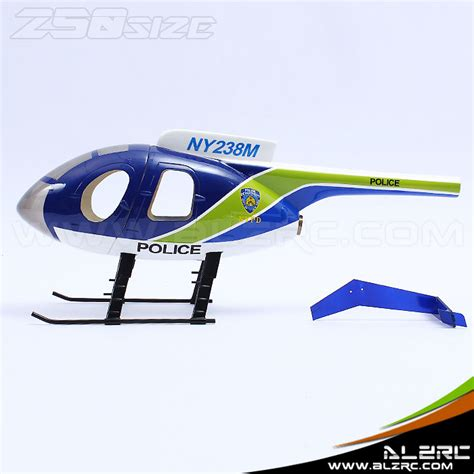 alzrc 250 md500e scale fuselage alzrc hobby t rex 250