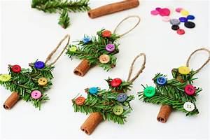 Weihnachtsdeko Zum Selber Basteln : weihnachtsbasteln mit kindern 105 tolle ideen ~ Whattoseeinmadrid.com Haus und Dekorationen