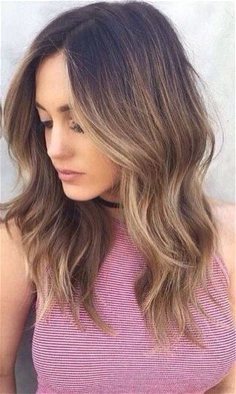 hair color dark to light dark to light balayage ombre hair color ideas 2017 2018